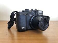 Canon Powershot G10 Digital Camera PARTS Made In Japan