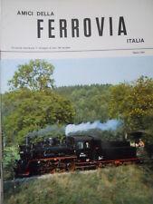 Amici della Ferrovia - Agosto 1987 - Locomotive tipo 735 FS [TR.30]
