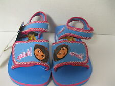 Dora the Explorer Sandals Shoes 5/6