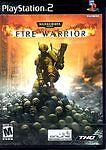 Warhammer 40,000: Fire Warrior (Sony PlayStation 2, 2003)
