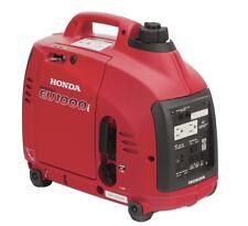 NEW HONDA EU1000i PORTABLE 1000 Watt 1.8 HP GENERATOR INVERTER GAS 2YR WARRANTY