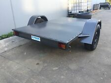 Brand new Flat bed Trailer 8x5 maybe use 4 tear drop camper base AUSTRALIAN MADE