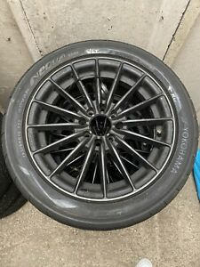 """Clio 182 172 Wheels And Tyres 15"""" Trackday Race. AD08 195/50/15"""
