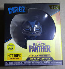 Funko Dorbz Marvel Black Panther 424 Glow in Dark - Hot Topic Exclusive
