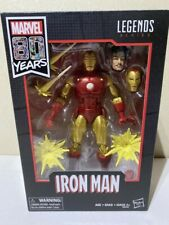 Action Figure, Iron Man, 80 Years, Hasbro, Marvel Legends, Comic
