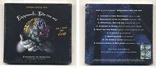 Cd + Dvd EMMANUELE DIO CON NOI Opera Natalizia Gioventù In Cantata Musical