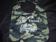 It's A JEEP Thing w/ Jeep (camo)