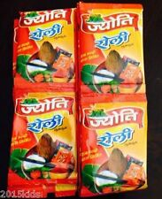 12 Packs Roli Kumkum Powder For Tikka Puja Hawan Rakhi Hindu Religious Us Seller