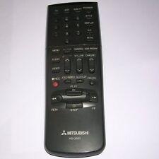 Vintage Original Genuine Mitsubishi HS-U500 VCR TV Remote Control. WORKS PERFECT