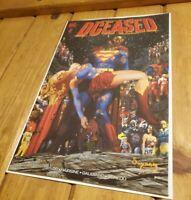 Dceased #2 Comic Hero Suydam Variant  ~New Sealed~  NM+