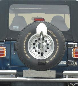 Off Road Spaten Ersatzradabdeckung V2A Fahrzeughalter Outdoor Schaufel V2A