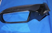 2012 Nissan Altima lh left driver's side rear view powered door mirror OEM Fish