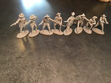 Austin Miniatures TSSD Conte Plastic Cowboys 1/32nd Scale