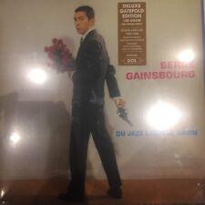 Serge Gainsbourg-Du Jazz Dans Le Ravin-Delux Gatefold Vinyl LP-Neuf/Scellé