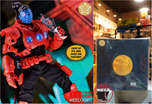 Mezco Toyz X Asia Goal Exclusive ONE:12 Rumble Society King Krig Blood Force