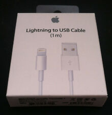 Original 1M Lightning To USB Charge Sync Cable for Apple iPhone 5 5s/c 6 6+ 6s 7