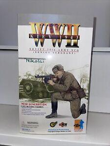Dragon 1/6 WW2 Nikolai Kiev 1943 Russian