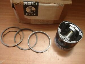 4x Pistons STD 74mm fits Simca 1969-70 1118cc 1204cc 1290cc 1301 Spezial Tourism