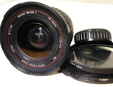 Vivitar Series 1 19-35mm f3.5-4.5 AF Lens Sony A mount α58 α77 α57 α68 cameras