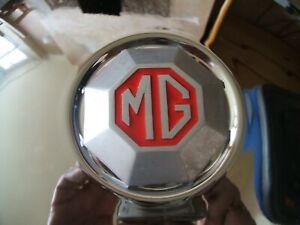 MG1100 MG1300 BRAND NEW CHROME HUB CAPS AND BADGES X 4 (FREE UK POST)