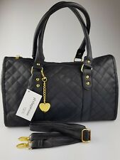 Sehr schöne Damen Handtasche in schwarz