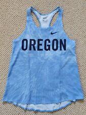 Nike 2017 Borderclash XC Oregon Running Singlet Vest Women's Small