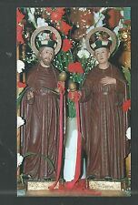 Estampa de San Cosme y Damian andachtsbild santino holy card santini