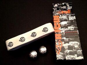 Cinelli Milano Cotton Road Handlebar Drop Bar Tape with Gel underlayer White New