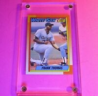 1990 Topps Frank Thomas Chicago White Sox #414 Baseball Card ROOKIE RC NmMt