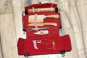Japanese Antique Tool Kit Bonsai Pruning Tools