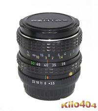 SMC Pentax M 28-50mm 1:3,5-4,5 * Analog + Digital * K Bajonett * KP * K-7 * K20D