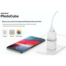 PhotoFast PhotoCube Smart Backup for Apple Devices
