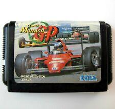 SUPER MONACO GP (JAP) jeu pour Sega Megadrive / Game For Megadrive (NTSC/J)