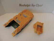 Transformers G1 Anti-Aircraft Base Turret Body Micromaster Parts Lot 1980s