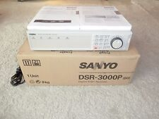 Sanyo DSR-3000P Digital Video Recorder, 80GB HDD, OVP&NEU, 2 Jahre Garantie