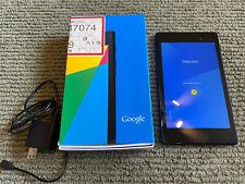 Nexus 7 (2nd Generation) 32GB, Wi-Fi, 7in