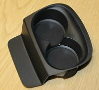 GENUINE PEUGEOT 208 2008 REMOVABLE FRONT CUP HOLDER STORAGE TRAY 96758873ZD