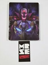 Marvel Vs Capcom Infinite Deluxe Edition Steelbook / Case Only *No Game*
