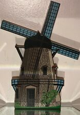 Sorensen Windmill Solvang California Ca Sheila's Collectibles Display Piece