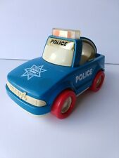 Vintage Toy Police Car 1987 Buddy L Corp - My First Buddys
