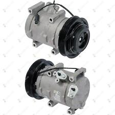 Brand New A/C Ac Compressor & Clutch Fits: 2008 - 2012 Honda Accord 3.5L