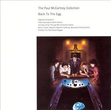 Audio CD: Back To The Egg (The Paul McCartney Collection), McCartney, Paul. Acce