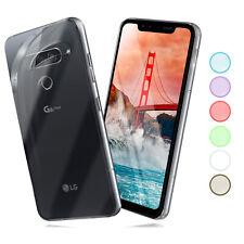 LG G8s Thinq G7 G6 G5 G4 G8X G8S G3 Funda Silicona Transparente Caja Delgada