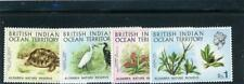British Indian Terr BIOT 1971 Scott# 39-42 mint Hinged
