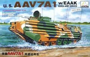 MiniHobby Model US AAV7A1 with EAAK Korea Army Service 1/35 scale kit TN80115