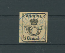 Hannover 17 gestempelt (B01648)