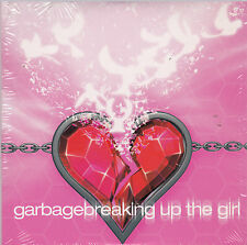 CD CARTONNE CARDSLEEVE 2T GARBAGE BREAKING UP THE GIRL DE 2002