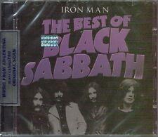 BLACK SABBATH IRON MAN THE BEST OF BLACK SABBATH SEALED CD NEW GREATEST HITS