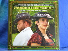 Dawn McCarthy & Bonnie prince Billy-what the Brothers chantait, LP, Nouveau/OVP