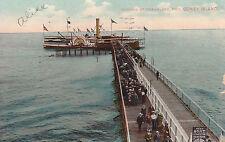 Coney Island, Ny - Landing at Dreamland Pier